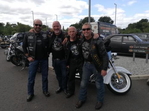 Americana @ Harley Davidson Glasgow